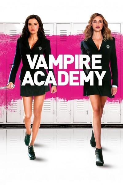 Caratula, cartel, poster o portada de Vampire Academy