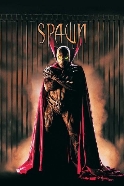 Caratula, cartel, poster o portada de Spawn