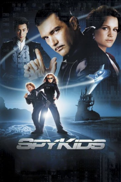 Caratula, cartel, poster o portada de Spy Kids