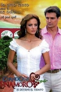 Caratula, cartel, poster o portada de Cuando me enamoro
