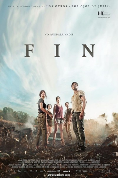 Caratula, cartel, poster o portada de Fin