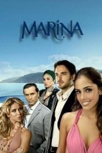 Caratula, cartel, poster o portada de Marina