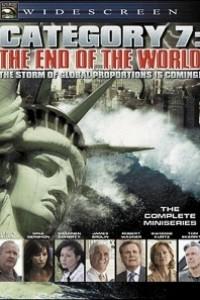 Caratula, cartel, poster o portada de Categoría 7: El fin del mundo