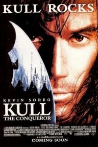 Caratula, cartel, poster o portada de Kull, el conquistador