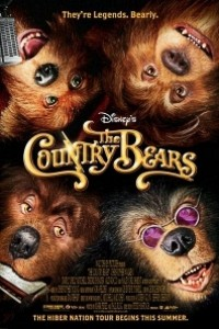 Caratula, cartel, poster o portada de The Country Bears (Osos a todo ritmo)