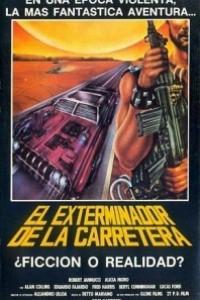 Caratula, cartel, poster o portada de El exterminador de la carretera (Death Warriors)