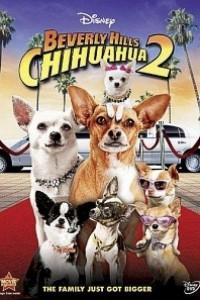 Caratula, cartel, poster o portada de Un Chihuahua en Beverly Hills 2