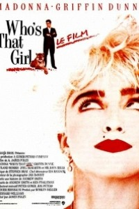 Caratula, cartel, poster o portada de ¿Quién es esa chica?