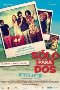 Caratula, cartel, poster o portada de Sólo para dos