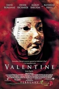 Caratula, cartel, poster o portada de Un San Valentín de muerte