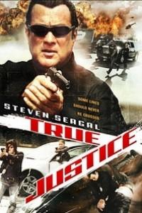 Caratula, cartel, poster o portada de Justicia extrema