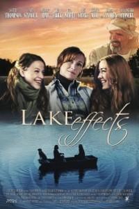 Caratula, cartel, poster o portada de Efectos en el lago