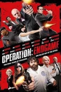 Caratula, cartel, poster o portada de Operación: Juego final