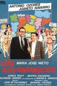 Caratula, cartel, poster o portada de Los autonómicos