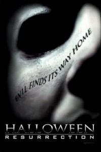 Caratula, cartel, poster o portada de Halloween: Resurrection