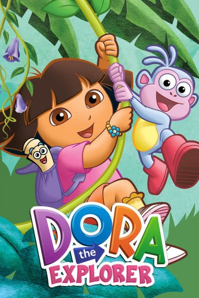Caratula, cartel, poster o portada de Dora la exploradora