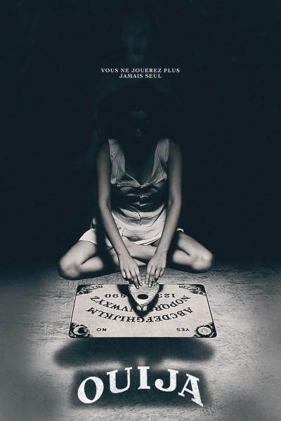 Caratula, cartel, poster o portada de Ouija