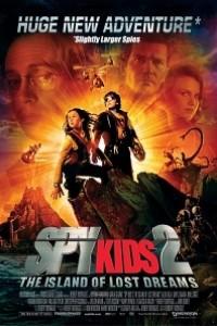 Caratula, cartel, poster o portada de Spy Kids 2: La isla de los sueños perdidos