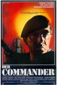 Caratula, cartel, poster o portada de Comando suicida