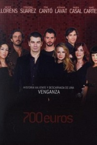 Caratula, cartel, poster o portada de 700 euros, diario secreto de una call girl