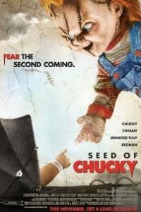 Caratula, cartel, poster o portada de La semilla de Chucky