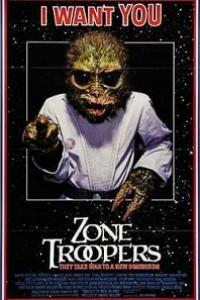 Caratula, cartel, poster o portada de Zone Troopers