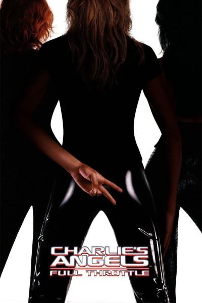 Caratula, cartel, poster o portada de Los ángeles de Charlie: Al límite