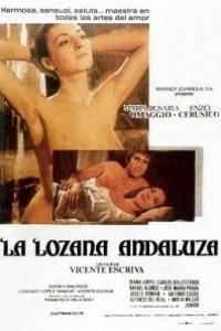 Caratula, cartel, poster o portada de La lozana andaluza