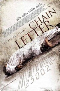Caratula, cartel, poster o portada de Chain Letter