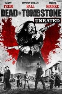 Caratula, cartel, poster o portada de Muerte en Tombstone