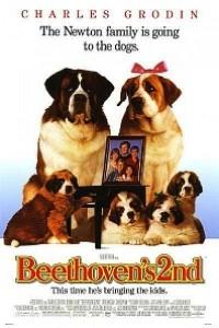 Caratula, cartel, poster o portada de Beethoven 2: la familia crece