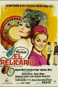 Caratula, cartel, poster o portada de El relicario