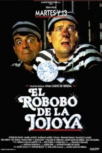 Caratula, cartel, poster o portada de El robobo de la jojoya