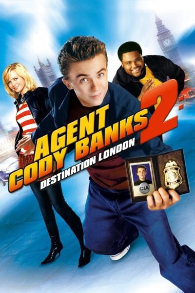 Caratula, cartel, poster o portada de Superagente Cody Banks 2: Destino Londres