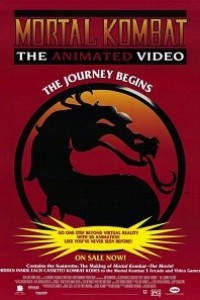 Caratula, cartel, poster o portada de Mortal Kombat: The Journey Begins