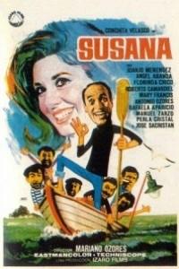 Caratula, cartel, poster o portada de Susana