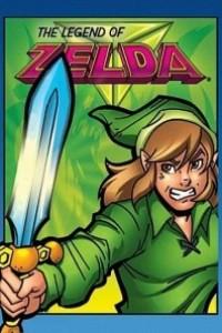 Caratula, cartel, poster o portada de La leyenda de Zelda