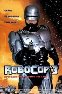 Caratula, cartel, poster o portada de RoboCop 3