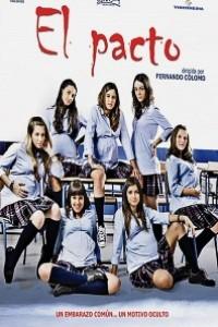 Caratula, cartel, poster o portada de El pacto