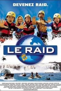 Caratula, cartel, poster o portada de El raid