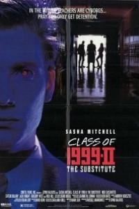 Caratula, cartel, poster o portada de Curso de 1999 II (Clase del 99 II: El sustituto)