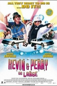 Caratula, cartel, poster o portada de Kevin & Perry: ¡Hoy mojamos!