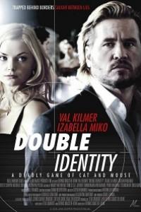 Caratula, cartel, poster o portada de Doble identidad