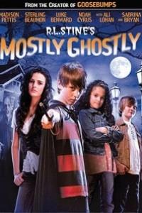 Caratula, cartel, poster o portada de Fantasmas a mogollón
