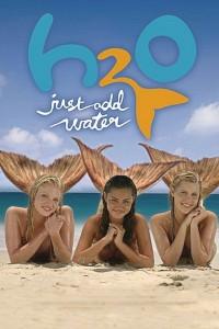 Caratula, cartel, poster o portada de H2O