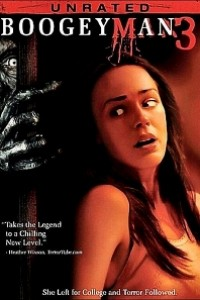Caratula, cartel, poster o portada de Boogeyman 3