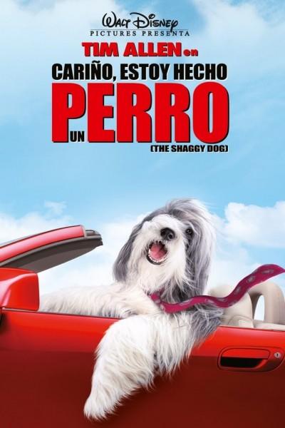 Caratula, cartel, poster o portada de Cariño estoy hecho un perro