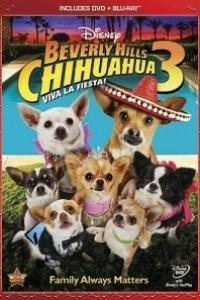 Caratula, cartel, poster o portada de Un chihuahua en Beverly Hills 3: ¡Que viva la fiesta!