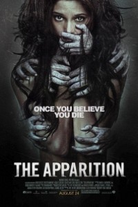 Caratula, cartel, poster o portada de The Apparition
