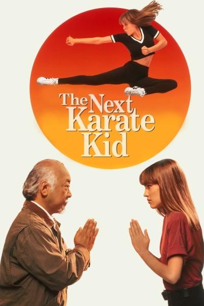 Caratula, cartel, poster o portada de El nuevo Karate Kid